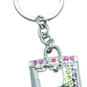Handbag Luxury Keyring