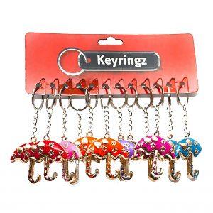 Umbrella Keyring
