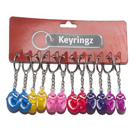 Dolphin Keyring