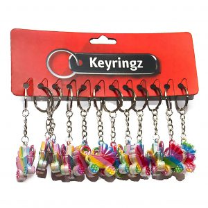 Pram Keyring
