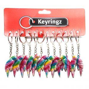Parrot Keyring