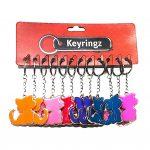 Cat Keyring