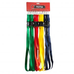 Lanyards Coloured