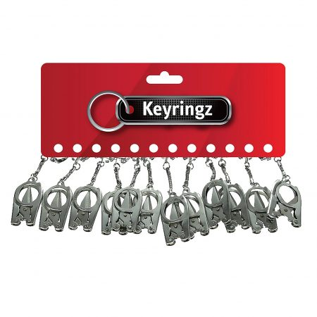 Folding Scissors Keyring