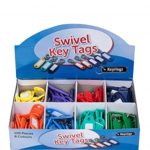 Key Tags Swivel