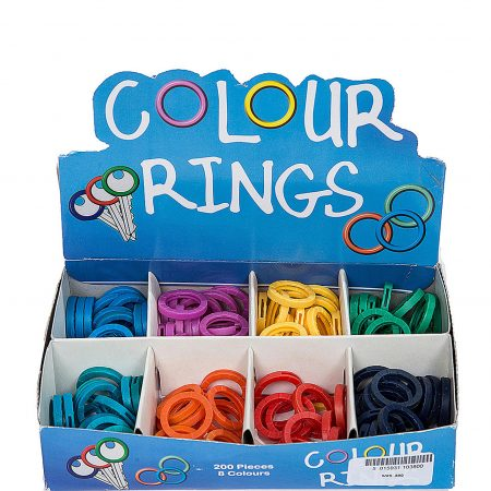 Key Colour Ring