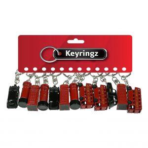 UK Souvenirs Keyring
