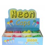 Key Caps Neon