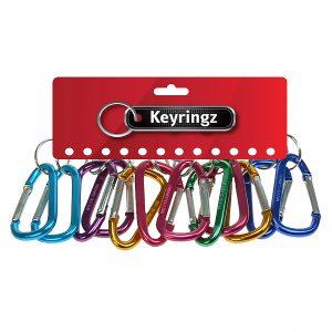V-Clip Small Keyring