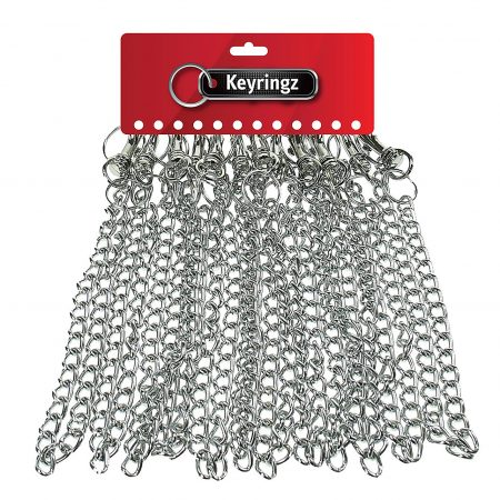 Medium Duty Hipster & Chain Keyring