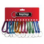 V-Clip Large Keyring