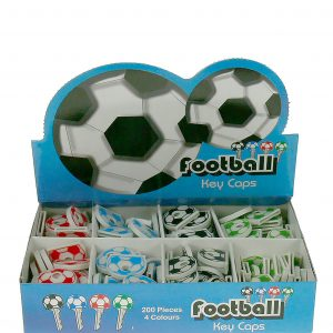 Key Caps Football