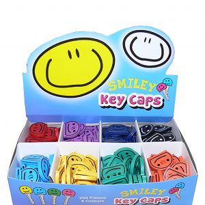 Key Caps Smiley Faces