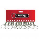 Mini Clip Keyring