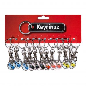 Trolley Coin New Mini Keyring