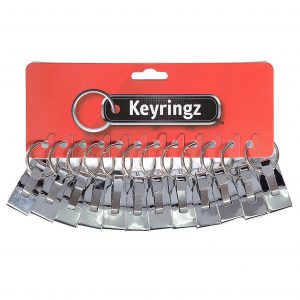 Clip Key Holder Keyring