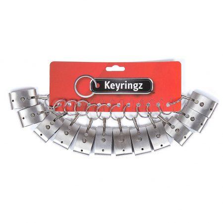 Slide Belt Quick Release Keyring