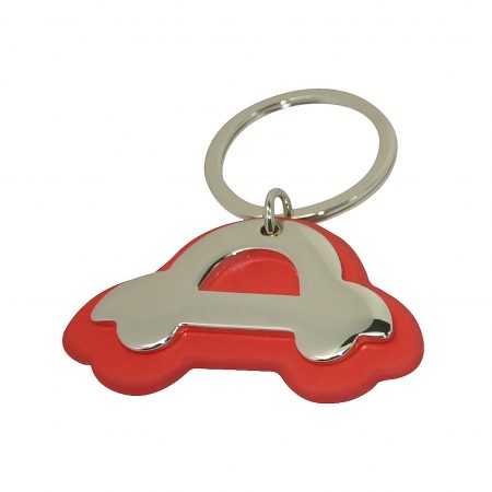 Car Engravable Keyring