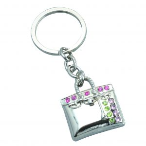Handbag Luxury Keyring